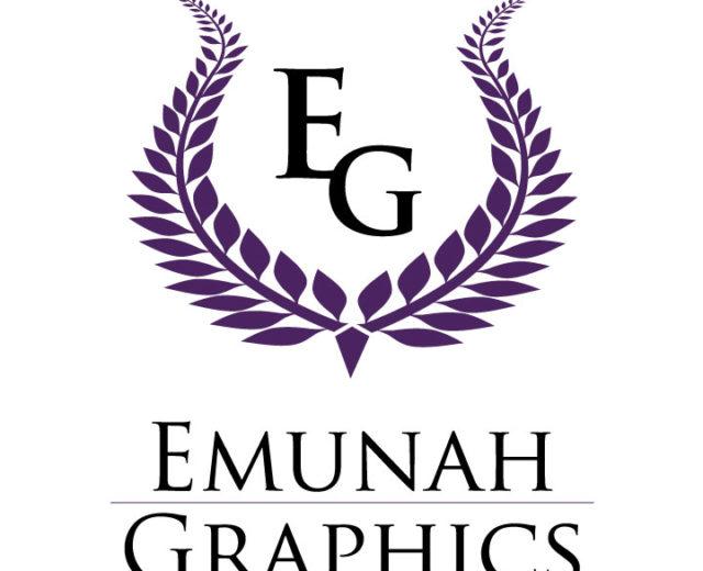 Emunah Graphics Logo