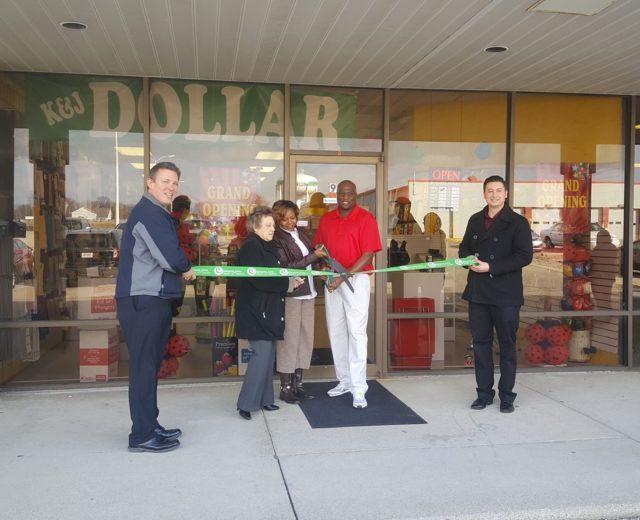 K&J Dollar Store Grand Opening
