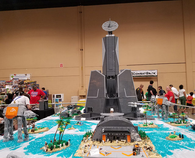 Brickworld Chicago 2017