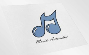 Music's Automotive Logo