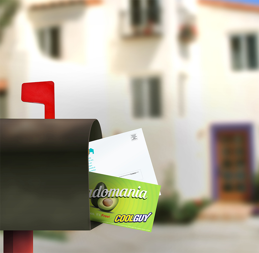 Every Door Direct Mail - EDDM