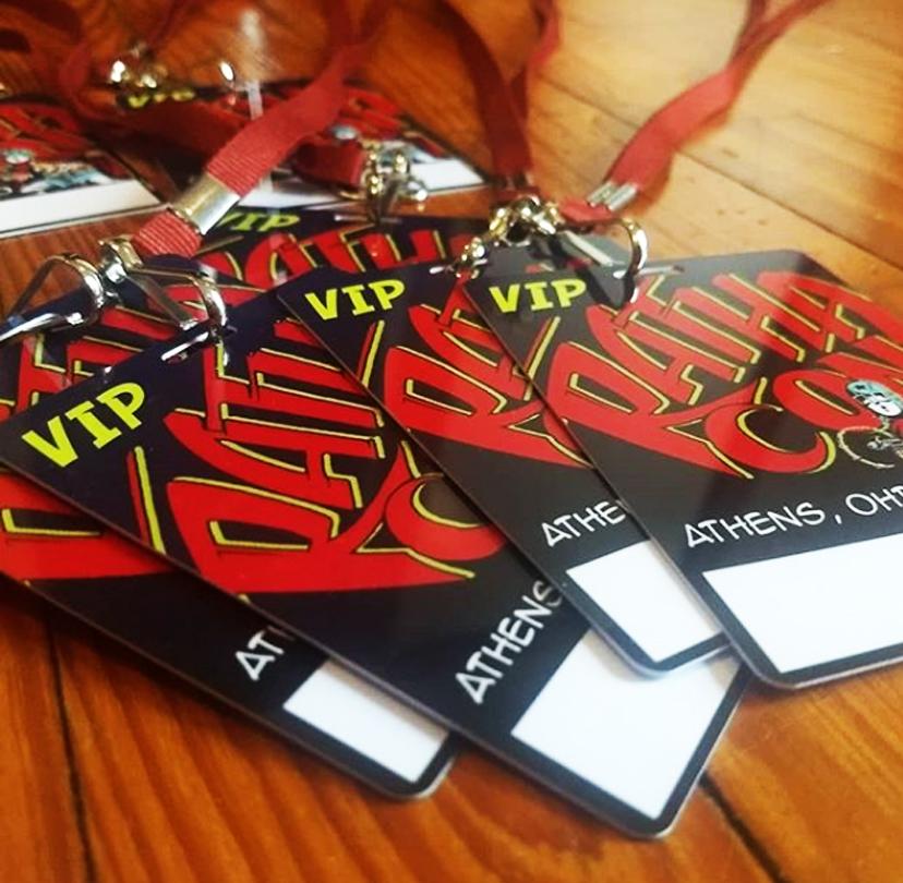 Ratha Con ID Badges