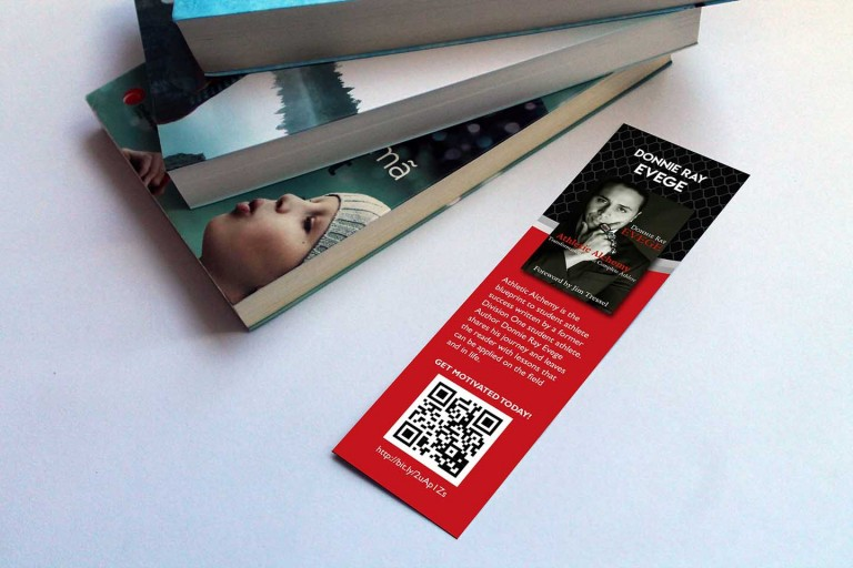 Donnie Ray Evege Bookmark