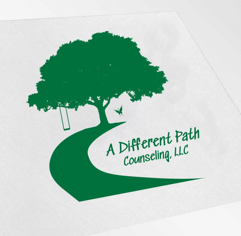 A Different Path Counseling, LLC Logo