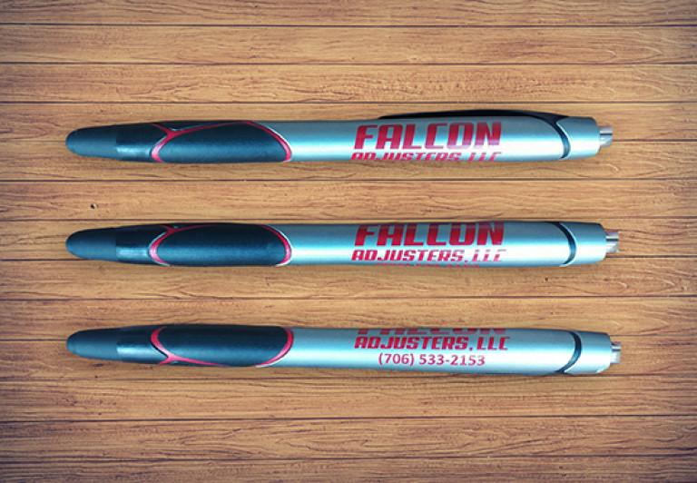 Falcon Adjusters Pen